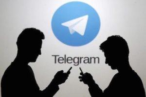 آمار کاربران ایرانی تلگرام (آبان۹۶)